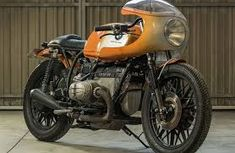 Resultado de imagen para motos cafe racer