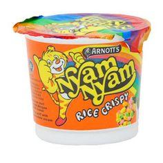 Nyam Nyam Rice Crispy