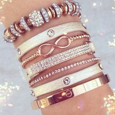 Rosy Amore Stack
