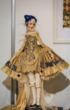Malwina-Adelina by Alisa Filippova Fashion Dolls, Fashion Art, Enchanted Doll, Valley Of The Dolls, Polymer Clay Dolls, Arte Popular, Doll Maker, Ooak Dolls, Ball Jointed Dolls