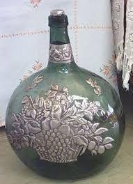 Image result for garrafas pintadas a mano