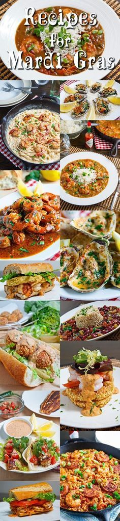 Check out this delicious recipes for #MardiGras