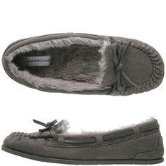 $16.99 Women's Flurry Moc, Payless Shoe Source, Size 7.5 Gray or Black