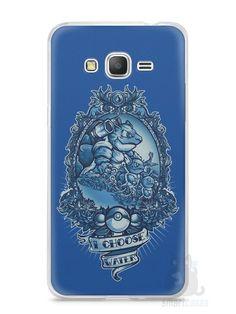 Capa Samsung Gran Prime Pokémon #2 - SmartCases - Acessórios para celulares e tablets :)