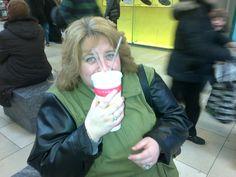 Moms forever lasting drink :)