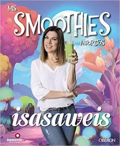 Descargar Mis Smoothies Favoritos de Isabel Llano PDF, Kindle, eBook, Mis Smoothies Favoritos PDF Gratis
