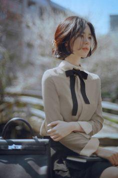 Cô gái Hàn Quốc với vẻ đẹp thanh khiết xứng danh thần tiên tỷ tỷ! - Ảnh 10.