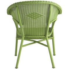 Pier 1 Imports Casbah Stacking Chair ($110) ❤ liked on Polyvore featuring home, outdoors, patio furniture, outdoor chairs, chairs, outdoor, all weather outdoor chairs, stackable outdoor furniture, outdoor patio chairs and outdoor furniture