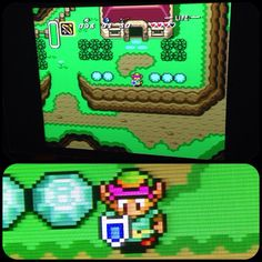 """LTTP in upscaled 1080p on a 55"""" Plasma"""