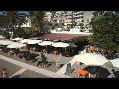 Playas y Hotel la Tartana en la Herradura Granada