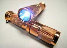 Maratac aaa All Copper super Bright Flashlight. Yes Please