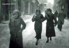 ZARAFETE BAKAR MISINIZ.. İSTANBUL 1950