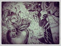 Biro doodle~~bug*type