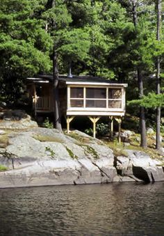 Ontario Cottage Rentals – French River Luxury Ontario Couples Resort – The Lodge At Pine Cove Rental Cottages Ontario Cottages, Couples Resorts, Cottage Rentals, Lake Superior, Cabin Fever, Camps, Dream Homes, Pine, Places To Visit