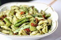 funnypilgrim: Rezept: Pasta Salat