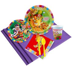 Candy Land Just Because Party Pack for 8, 94503