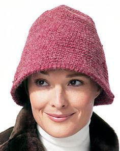 Easy Crochet Bucket Hat