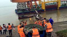 Chine: un navire sombre avec plus de 450 personnes à bord - L'EXPRESS