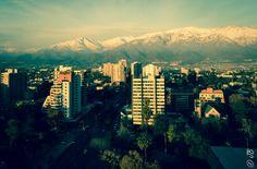 Ñuñoa, Santiago, Chile by John Bankson