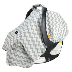 Great gift! Best Baby Car Seat Cover - 360° Flap Control (Velcro and Elastic) so no more flapping in the wind.  http://www.amazon.com/gp/product/B01010YSJW/ref=as_li_tl?ie=UTF8&camp=1789&creative=9325&creativeASIN=B01010YSJW&linkCode=as2&tag=puruskin-20&linkId=YXGPHZOVK5IDKGNQ