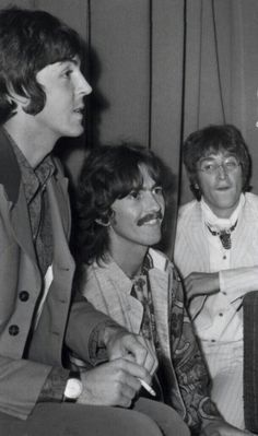 Paul, George and John