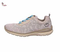 Rieker L3210–40 - Gris - Gris, 41 EU - Chaussures rieker (*Partner-Link)