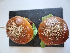 Homemade hamburger | Przepis na domowe burgery