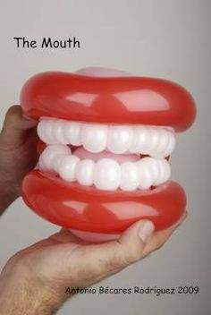 dentist related balloon animals - Google Search