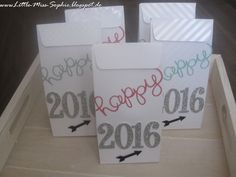 Little-Miss-Sophie.   Stampin up. Neujahr