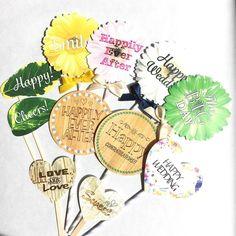 披露宴テーブルが、お花畑になる♡今流行りの『お花プロップス』が可愛すぎて今すぐ作りたい!   marry[マリー]