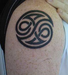 tatouage ying yang tribal - Photo Tatouage Yin Yang Mondial Tatouage 26 08 2016