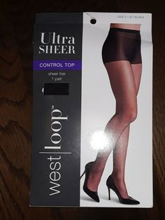 03d7d8bce sheer control top pantyhose #fashion #clothing #shoes #accessories  #womensclothing #hosierysocks (ebay link)