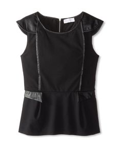 Jaye.e Women's Sleeveless Ponte Top at MYHABIT #Black #Sexy $59