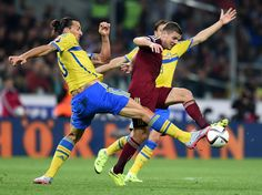 Russia v Sweden - UEFA EURO 2016 Qualifier