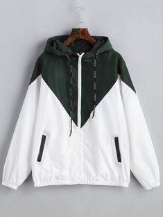 Rain Jacket con Zip Unisex HS M11