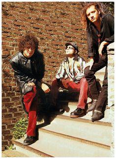 SODA STEREO: Canción Animal.  Buenos Aires. Año 1991. #Cerati   Fotografía…