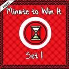 Freebie!  Super fun, three Minute to Win It activities- great for team incentives!