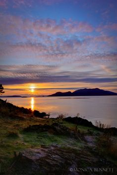 Orcas Island, San Juan Islands, Washington State