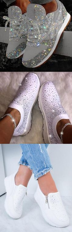 The Most Fashionable Sneakers For You, Must Have Ones! The Most Fashionable Sneakers For You, Must Have Ones! Sneakers Mode, Sneakers Fashion, Fashion Shoes, White Sneakers, Kids Fashion, Cute Shoes, Me Too Shoes, Dress Shoes, Shoes Heels
