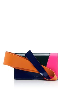 Orchid Clutch by Delpozo