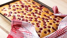 It's A Merry Get-Together With Belle's Homemade Cherry Cake Recipe! - Page 2 of 2 - Recipe Patch Sour Cherry Cake Recipe, Cherry Recipes, Food Cakes, Kiev Cake, Bulgarian Desserts, Recipe Patch, Cake Recipes, Dessert Recipes, Pasta Recipes