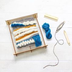 Pop-Up Weaving Loom - The Village Haberdashery