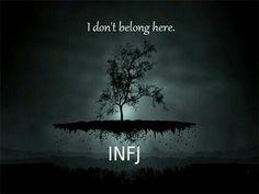 I don't bring here INFJ