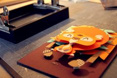 Squirel - Paperframe on Behance