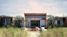 Articles about must see modern beach houses fire island tour. Dwell is a platform for anyone to write about design and architecture. Architecture Design, Green Architecture, Sustainable Architecture, Residential Architecture, Crawford House, Fire Island Pines, Haus Am See, Tiny House, Beach Bungalows