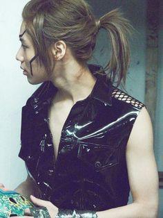 Lucifer photoshoot Taemin  is so cute with long hair <3