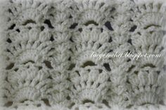 Shell Afghan Crochet Pattern Crochet Patterns You Can Sell Wmperm for Interlocking Shell Stitch Easy Crochet Afghan Pattern Shell Afghan Crochet Pattern . Shells and Stripes Crochet Blanket How to Make A Quick Crochet Blanket. Crochet Shell Blanket, Crochet Baby Shawl, Striped Crochet Blanket, Baby Afghan Crochet Patterns, Crochet Baby Boots, Crochet Shell Stitch, Manta Crochet, Free Crochet, Knitting Patterns