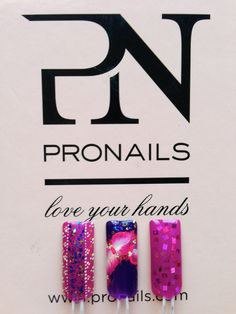 Inspiration About Pronails Sparkles Collection AW13-14