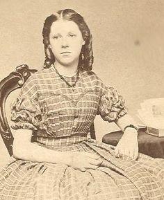 civil war girl...
