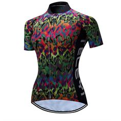 Weimostar Summer New Women Cycling Jersey Bicycle Short Sleeve Bike T-Shirt  Outdoor Cycling Clothing Size 63e4a3605
